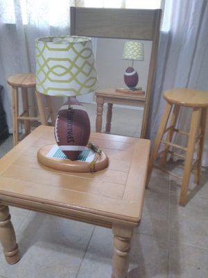 Lamp football. for Sale in Orlando, FL
