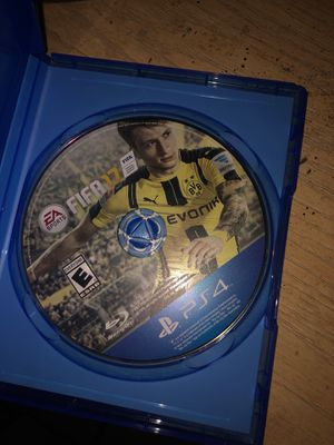 Fifa 17 ps4 for Sale in San Diego, CA