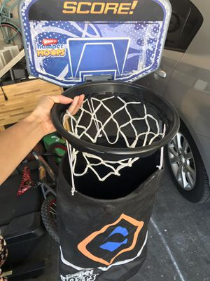 Laundry bag basket for Sale in Las Vegas, NV