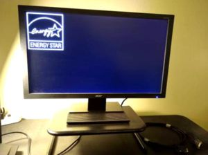 28 inch Monitor/Display. Hanns-G Full HD108o 3ms response. Photo specs for Sale in Meridian, MS