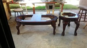 Two coffe tables for Sale in Fresno, CA