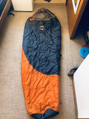 Quest Low Temperature Sleeping Bag for Sale in San Diego, CA