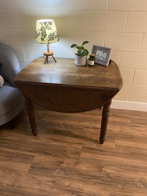 Small real wood kitchen table for Sale in Seattle, WA