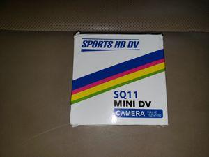 Mini Spy Camera SQ11 MINI DV CAMERA FULL 1920x1080 for Sale in Fresno, CA