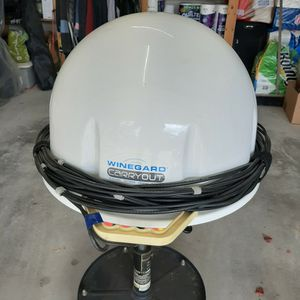 Portable Satellite Dish for Sale in Fort Worth, TX
