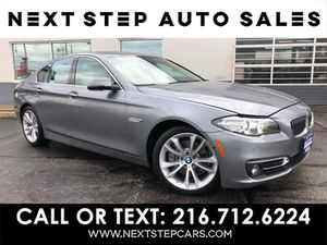 2015 BMW 5-Series for Sale in Cleveland, OH