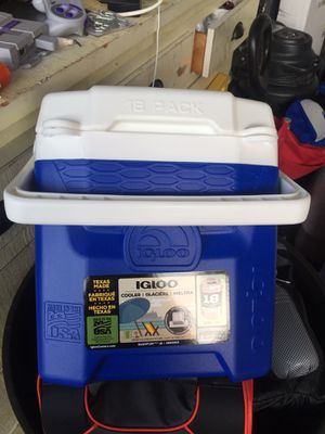 Igloo cooler for Sale in Lake Forest, CA