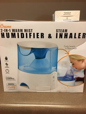 Crane 2-1 Humidifier/steamer for Sale in Mesa, AZ