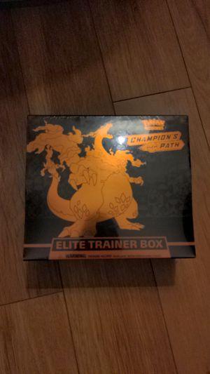 PokeMon Champions Path Elite Trainer Box for Sale in Arcadia, CA