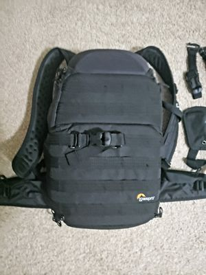 Lowepro Pro Tactic 350 AW Camera Backpack for Sale in Lakeville, MN