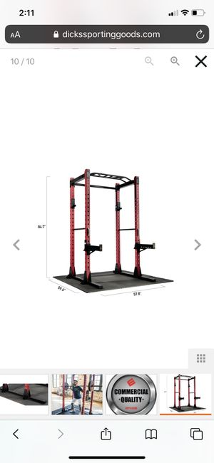 Ethos power rack for Sale in Murrieta, CA