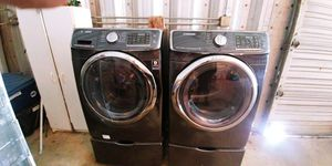 Samsung washer and dryer for Sale in Ada, OK