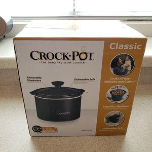 New Crock Pot & Slow Cooker for Sale in North Las Vegas, NV