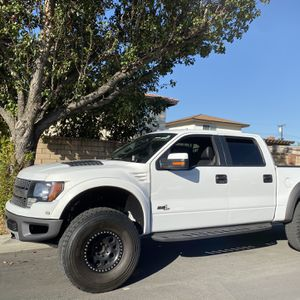 Bf Goodrich Baja Tires Ford Raptors Kmc Fuel Hostile Vrocks Off-road 6x135 F150 Svt Roush F 150 for Sale in Ontario, CA