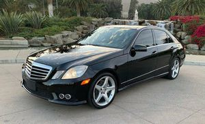 E550 for Sale in Riverside, CA