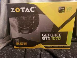 Zotac geforce gtx 1070 mini 8gb gddr5 for Sale in Crestwood, IL