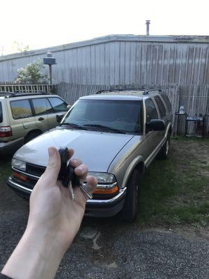 2002 Chevy Blazer for Sale in Longmeadow, MA