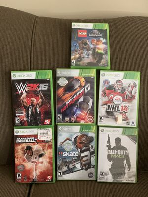 Xbox 360 Games for Sale in Palos Hills, IL