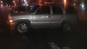 2001 Chevy tahoe for Sale in La Puente, CA