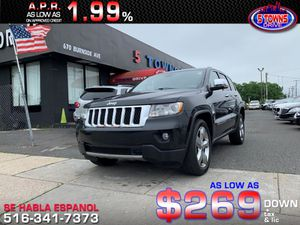 2011 Jeep Grand Cherokee for Sale in Inwood, NY