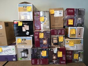 Light fixtures for Sale in Houston, TX