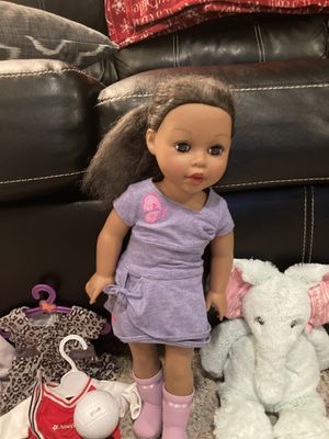 American Girl/Madame Alexander Doll for Sale in Southfield, MI
