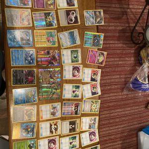 39 Pokémon cards all Rare for Sale in Zephyrhills, FL