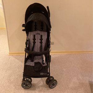 Summer Double stroller 3D Two for Sale in Bartlett, IL