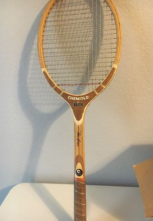 Vintage tennis racket in better then good condition for Sale in Moreno Valley, CA