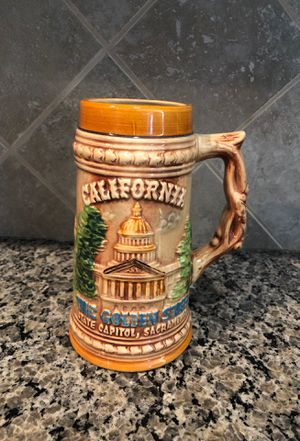 Sacramento stein for Sale in Fort Myers, FL