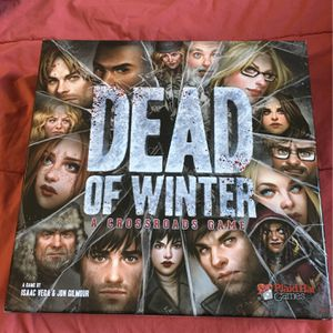 Dead Of Winter Board Game - Like New for Sale in San Diego, CA