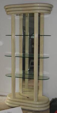 Glass Spotlight Display Case for Sale in Williamstown, NJ