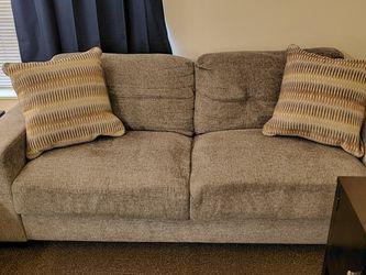 Modern Gray Sofa for Sale in Provo,  UT