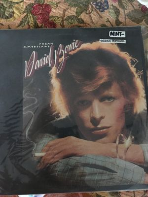 David Bowie young Americans mint condition second pressing for Sale in Huntington Beach, CA