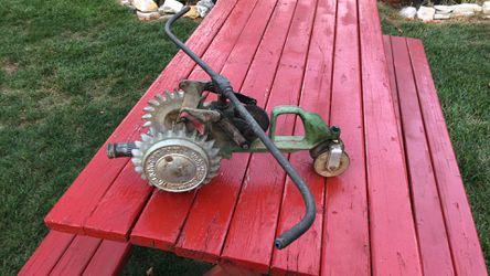 Vintage cast iron walking lawn sprinkler for Sale in Johnstown,  OH
