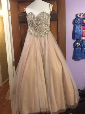 Ball Gown Prom Dress for Sale in Irmo, SC