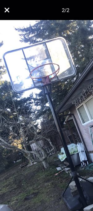 Portable Basketball Hoop for Sale in Burien, WA
