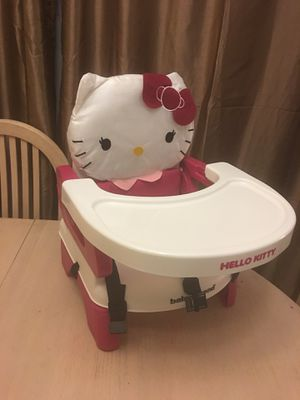 Hello kitty High chair- will take $30 today only for Sale in Brentwood, NC