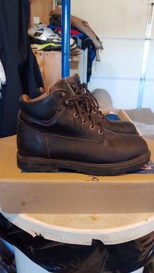 Schmidt work boot. Low wear. Size 11m. 50 bucks for Sale in Silver Creek, NY
