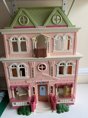 Dollhouse with accessories for Sale in Falls Church, VA