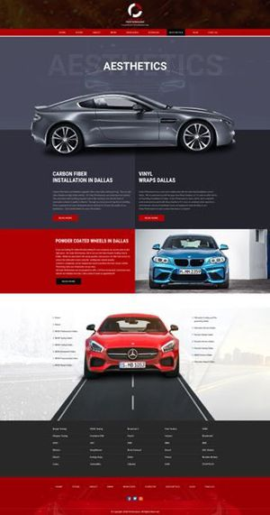 Custom Web Design for Sale in Wayside, TX