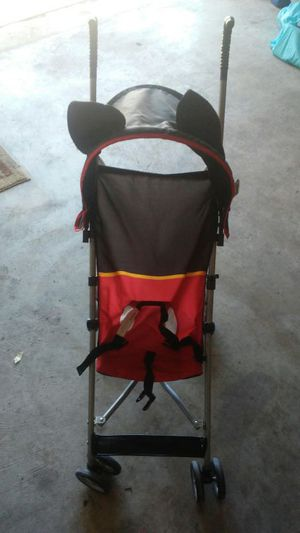 Mickey mouse stroller for Sale in Austin, TX