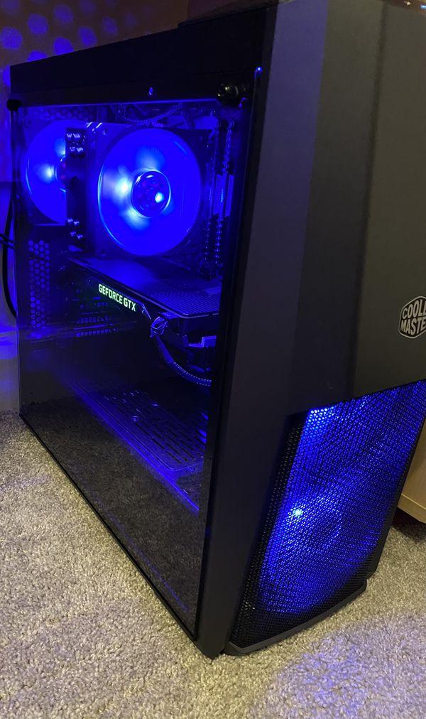 Full gaming setup