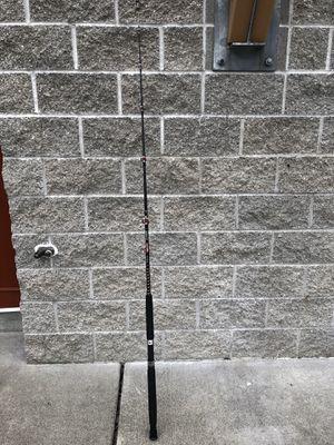 Shakespeare Ugly Stik Bigwater Conventional Rod, Like New fishing Rod! for Sale in Auburn, WA