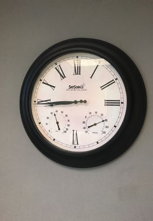Sky Scan Atomic Clock for Sale in Ontario, CA