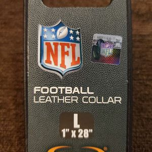 NFL Tennessee Titans leather dog collar for Sale in Queens, NY
