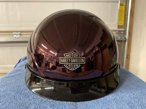 Brand NEW! Harley Davidson 1/2 motorcycle helmet for Sale in Ashburn, VA