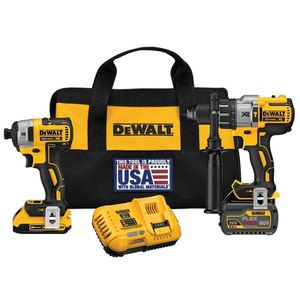 Dewalt Drill Set FLEXVOLT 20V/60V MAX for Sale in Dania Beach, FL