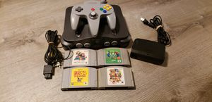 Japanese N64 for Sale in Bremerton, WA