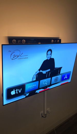 LIKE NEW 55-INCH LG 4K OLED TV. for Sale in Washington, DC
